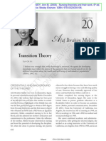 Chapter 20 - Transitions Theory