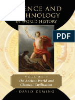 153413738 Science and Technology in World History