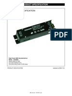 DMX PX24500 Documentation