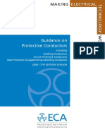 Guidance on Protective Conductors (2008 17th Edition) (P15480812)
