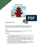 Text Maths Ancient China