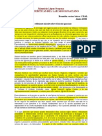 López Mau. Características del laicado ignaciano