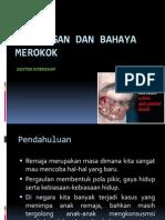 Kandungan Dan Bahaya Merokok