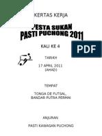 Kertas Kerja Pesta Sukan 2011