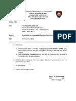 Conveyance Clearance Checklist