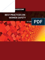 Best Practices on Women Safety in IT BPM Industry