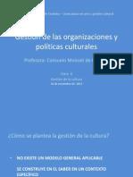 Gestión de las organizaciones y políticas culturales_ Clase 08_Gestión cultural.pptx