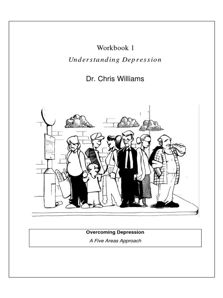 Workbooks anti anxiety workbook : Understanding Depression - Workbook Sml | Major Depressive ...