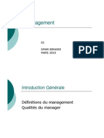 Cours Management S2