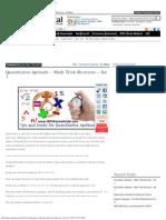 Quantitative Aptitude – Math Trick Shortcuts – Set 1 - IBPSExamsPortal