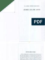 Judecata de Apoi - Aurel Popescu Balcesti