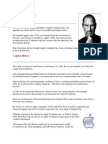 Steve Jobs Leadership