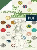 El Bancodel Libro Recomienda 2013