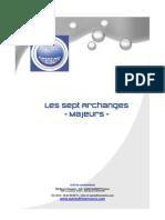 Brochure - Les Sept Archanges «Majeurs»