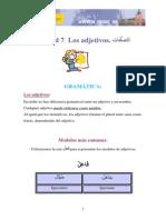 14-Unidad 07 Los Adjetivos