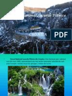 Parcul National Lacurile Plitvice Din Croatia