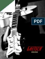 2013 Gretsch Catalog