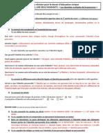 fiche de révision Id Multiples CORRIGée