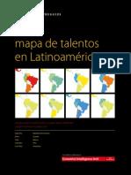 MappingTalentLA Spanish
