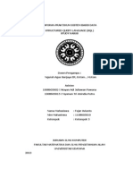 Laporan Praktikum Sistem Basis Data Modul 8
