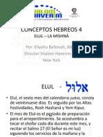 CONCEPTOS HEBREOS 4