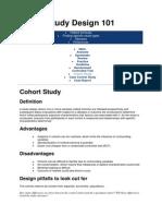 Cohort Study (a.n.p)