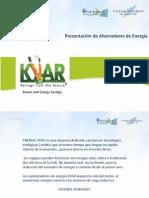 13 ENERSAC Presentacion KVAR Espanol