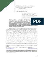M2 La Reforma Nueva Administracion Publica