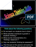 Copy of Science Thinking Skills