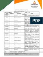 Cead-20132-Tecnologia Em Logistica-pa - Tecnologia Em Logistica - Matematica - Nr (Dmi1367)-Cronogramas-crono 2013 2 Tlg2 Segunda e Quarta