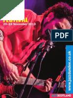 Dundee Jazz Festival - Full Programme