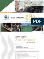 Aktif bersama Asia Tengarra - Fokus Utama