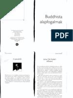 BUDDHISTA ALAPFOGALMAK