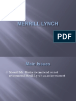 Merrill Lynch PP