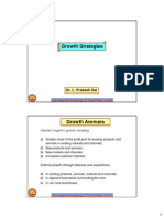 7 Growth Strategies