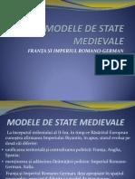 0 Modele de State Medievale