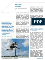 Alcenit Insights - Arquitectura Empresarial