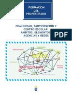 Comunidad Participacion Social Centro Escolar