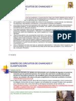 Clase Circuitos de Chancado y Clasificacion y Conveyor