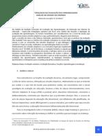 Funcoes Tipologias Avaliacao Aprendizagens