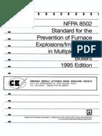 Nfpa 8502 Prevencion de Explosiones-Implosiones en Calderas de Quemadores Multiples