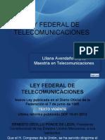 Ley Federal TLC
