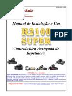 Manual r2100 Super