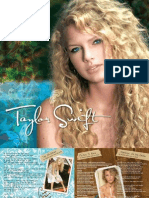 Taylor Swift Red Digital Booklet Pdf