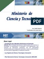 Presentación MCT. Carbonorca