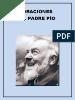 Oraciones Al Padre Pio