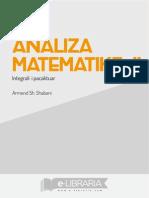 Analiza Matematike 2 Integrali i Pacaktuar a.sh .Shabani