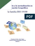 IntroduccionNormalizacion IG FamiliaISO 19100 Rev1