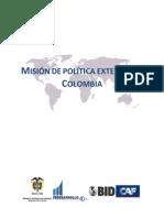 Mision Politica Exterior