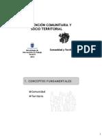 4 - 2013 - Intervencion Comunitaria y Socioterritorial [Modo de Compatibilidad]